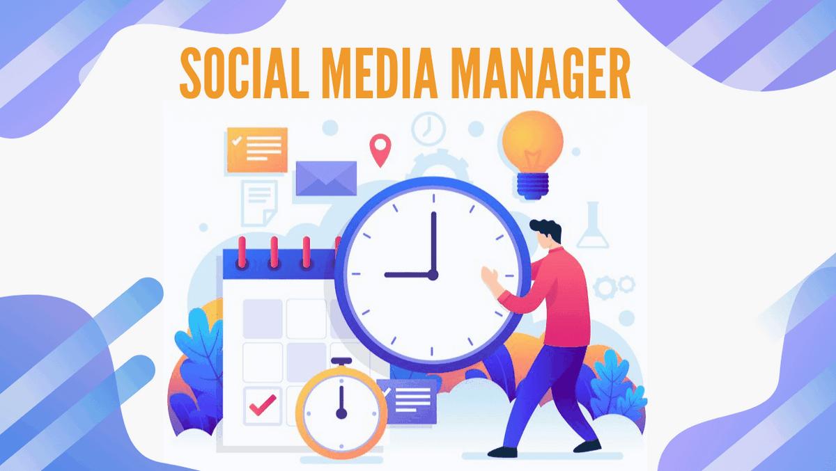 Cara Kerja Social Media Manager Yang Wajib Anda Ketahui