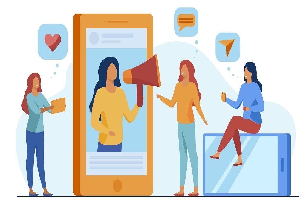 Pengaruh Penggunaan Sosial Media Di Era Millennial